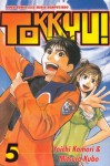 Tokkyu! Vol. 5 - Yoichi Komori, Mitsuro Kubo