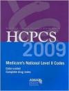 Ama Hcpcs 2009: Medicare's National Level Ii Codes - American Medical Association