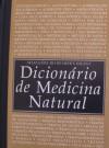 Dicionário de Medicina Natural - Various
