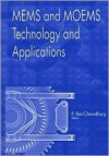 Mems and Moems Technology and Applications - P. Rai-Choudhury