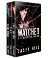 CSI Reilly Steel Box Set #2: The Watched - Trace - Crime Scene - Casey Hill