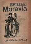 OPOWIADANIA RZYMSKIE - Alberto Moravia