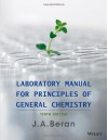 Laboratory Manual for Principles of General Chemistry - Jo Allan Beran