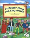 Professor Wong and King Arthur - Planet 3 - Jane Cadwallader