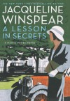 A Lesson in Secrets - Jacqueline Winspear, Orlagh Cassidy