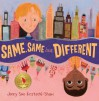 Same, Same But Different - Jenny Sue Kostecki-Shaw