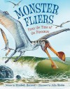 Monster Fliers: From the Time of the Dinosaurs - Elizabeth MacLeod, John Bindon