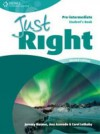 Just Right Pre-Intermediate - Jeremy Harmer, Carol Lethaby, Ana Acevedo
