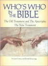 Who's Who in The Bible - Joan Comay