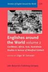 Englishes Around the World: Caribbean, Africa, Asia, Australasia : Studies in Honor of Manfred Gorlach (Varieties of English Around the World General Series) - Edgar W. Schneider, Manfred G. Orlach
