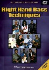 Right Hand Bass Techniques [With Lesson Book] - Hal Leonard Publishing Company