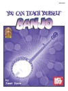 Mel Bay's You Can Teach Yourself Banjo - Janet Davis