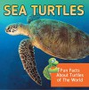 Sea Turtles: Fun Facts About Turtles of The World: Marine Life and Oceanography for Kids (Children's Oceanography Books) - Baby Professor
