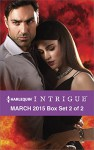 Harlequin Intrigue March 2015 - Box Set 2 of 2: SecretsSeduced by the SniperThe Pregnant Witness - Cynthia Eden, Elizabeth Heiter, Lisa Childs