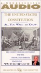 All You Want to Know About the United States Constitution: The Constitutional Convention and the Ratification Debates - Knowledge Products
