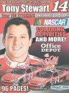 Tony Stewart Coloring and Activity Book [With CDROM and Sticker(s)] - Larry Carney, Jeff Morrison