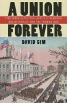 A Union Forever: The Irish Question and U.S. Foreign Relations in the Victorian Age - David Sim