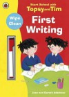 Start School with Topsy and Tim: Wipe Clean First Writing - Jean Adamson