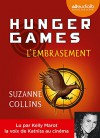 Hunger Games II - L'Embrasement: Livre audio 1 CD MP3 - 661 Mo - Suzanne Collins, Kelly Marot