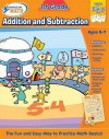 Hooked on Math 1st Grade Addition and Subtraction Premium Workbook - Hooked on Phonics