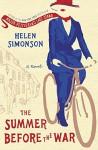 The Summer Before the War: A Novel - Helen Simonson