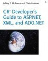 C# Developer's Guide to ASP.Net, XML, and ADO.NET - Jeffrey P. McManus