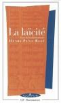 La Laïcité - Henri Peña-Ruiz