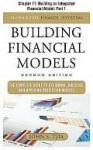 Building Financial Models, Chapter 11 - Building an Integrated Financial Model: Part 1 - Guy Dore, Hannele Zubeck