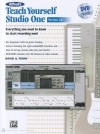 Alfred's Teach Yourself Studio One v. 2.0 (Book & DVD) - David Terry