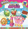 Shopkins: Welcome to Shopville - Jenne Simon, Scholastic