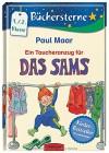 Ein Taucheranzug für das Sams: Mit 16 Seiten Leserätseln und -spielen (Büchersterne) - Paul Maar, Paul Maar