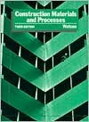 Construction Materials and Processes - Donald Watson