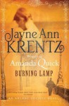 Burning Lamp - Amanda Quick