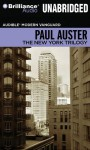 The New York Trilogy - Paul Auster, Joe Barrett