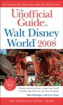 The Unofficial Guide to Walt Disney World 2008 - Bob Sehlinger