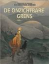De onzichtbare grens, deel 2 (De Duistere Steden, #10) - François Schuiten, Benoît Peeters, Pieter van Oudheusden