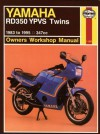 Haynes Yamaha RD350 YPVS Twins Owners Workshop Manual: 1983 to 1995 (Owners Workshop Manual) - Pete Shoemark