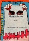 Ośmiornisia; Nieprzekupni; Amerykanin w Londynie - Ian Fleming, Peter Cheyney, Eliot Ness, Oscar Fraley