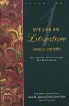 Western Literature in a World Context, Vol. 1: The Ancient World through the Renaissance - Paul B. Davis, Gary Harrison, David M. Johnson, Patricia Clark Smith, John F. Crawford
