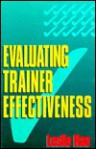 Evaluating Trainer Effectiveness - Leslie Rae