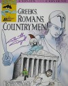 Greeks, Romans, Countrymen! (Chester the Crab) (Chester Comix) - Bentley Boyd