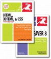Html, Xhtml, And Css: And Macromedia Dreamweaver 8 For Windows And Macintosh (Visual Quick Start Guides) - Elizabeth Castro, Dori Smith, Tom Negrino