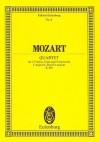Mozart String Quartet, K 465 - Wolfgang Amadeus Mozart