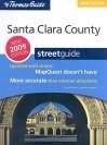 Santa Clara County, California Atlas - Thomas Brothers Maps