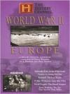 World War II: Europe: A History Channel Audiobook - Jack Perkins, Fritz Weaver, Paul Sparer