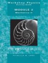 Workshop Physics Activity Guide, Mechanics II: Momentum, Energy, Rotational and Harmonic Motion, and Chaos (Units 8 - 15), Module 2 - Priscilla W. Laws