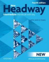 New Headway: Workbook (With Key) Intermediate Level - John Soars, Liz Soars