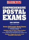 How To Prepare For The Comprehensive Postal Exam: Test Battery Series 460/470, For Six Job Positions - Philip Barkus, Eve P. Steinberg