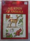 All kinds of animals: A golden readiness workbook-Kindergarten Grades 1-2 (Golden book) - Adelaide Holl