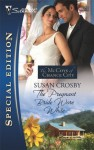 The Pregnant Bride Wore White - Susan Crosby
